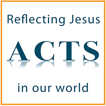 Acts 6:1-7 | Reflecting Jesus in our world