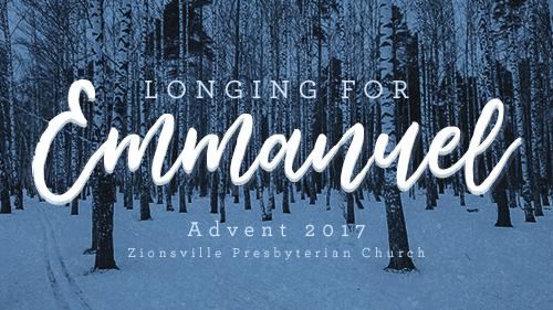 Longing for Emmanuel | Luke 1:39-56