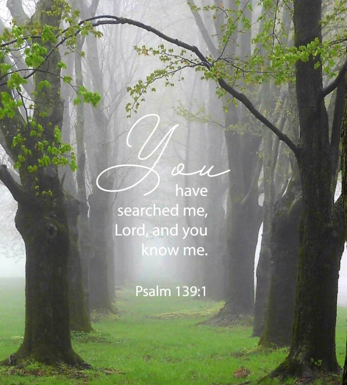 Psalm 139 | Loved and Known
