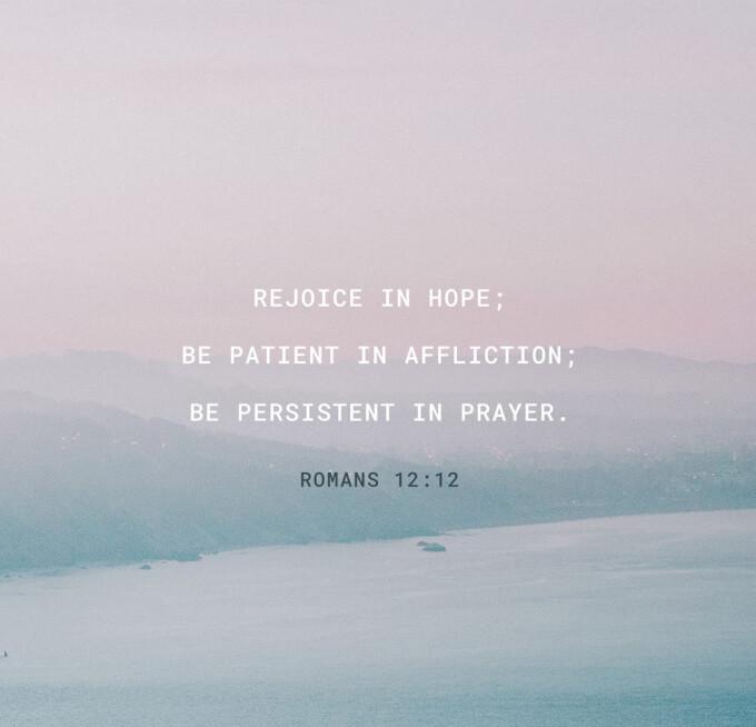 Romans 12:9-21   June 7, 2020